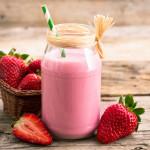 Strawberry Bliss Cocoshake
