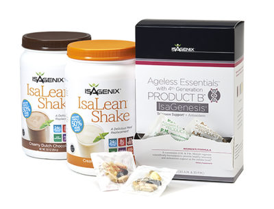 Isagenix Every Day Essentials Pak