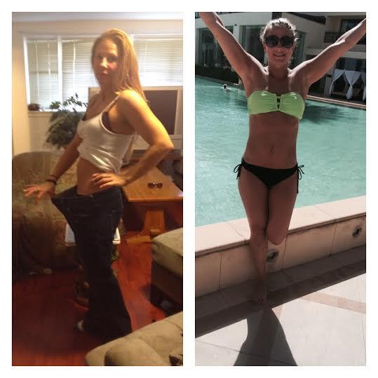 Danielle Weight Loss
