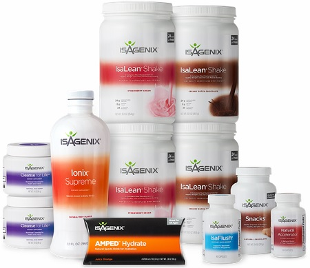 Isagenix Weight Loss Pack