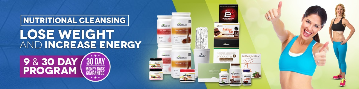 Buy Isagenix Canada Products