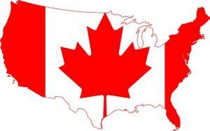 Isagenix Canada Flag