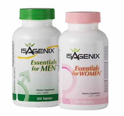Isagenix Essential Multivitamins
