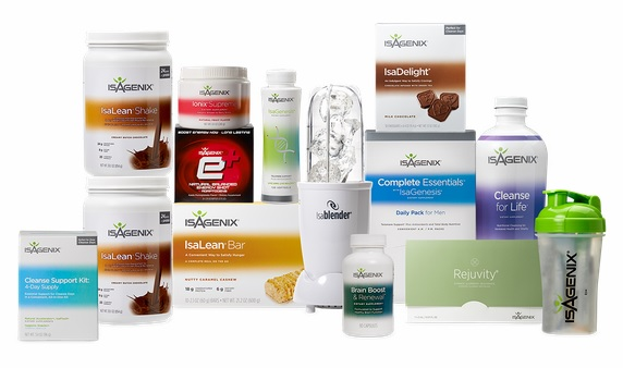 Isagenix Healthy Ageing Value Pak