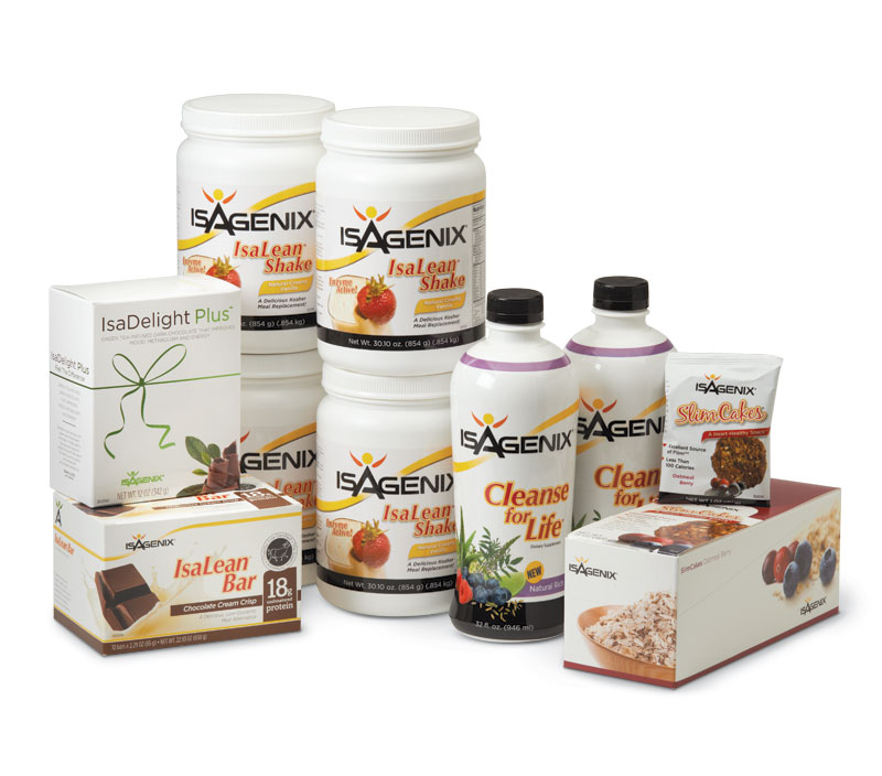 Isagenix Kosher Products Pak - - 94.9KB