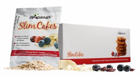 Isagenix Slim Cakes