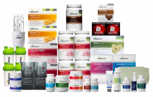 Isagenix Ultimate Business Pak