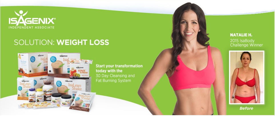 Isagenix Weight Loss Lose Weight With Amazing Products