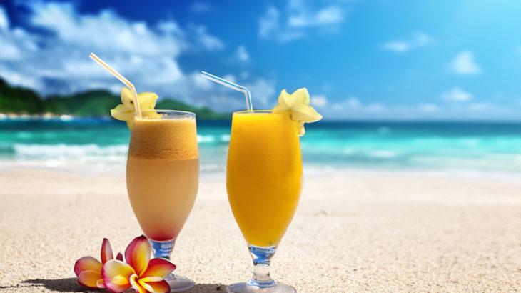 Taste like your on the beach