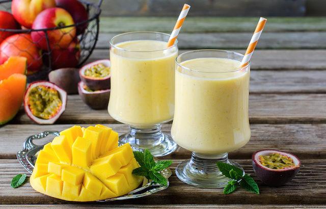 Mango Passionfruit Shake