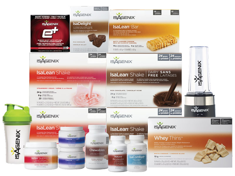 Isagenix Weight Loss Premium Value Pak