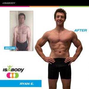 Ryans Isagenix Results