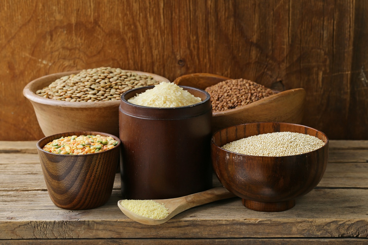 Certain whole grains can assist weight loss