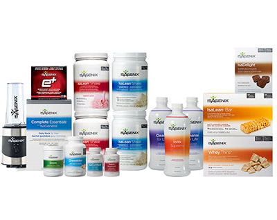 Isagenix Weight Loss Value Pak