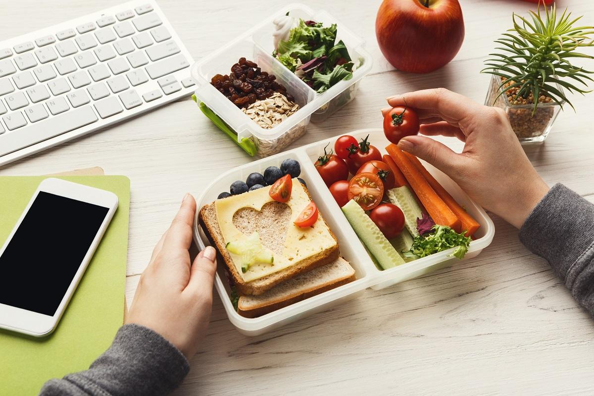 Set healthy eating goals