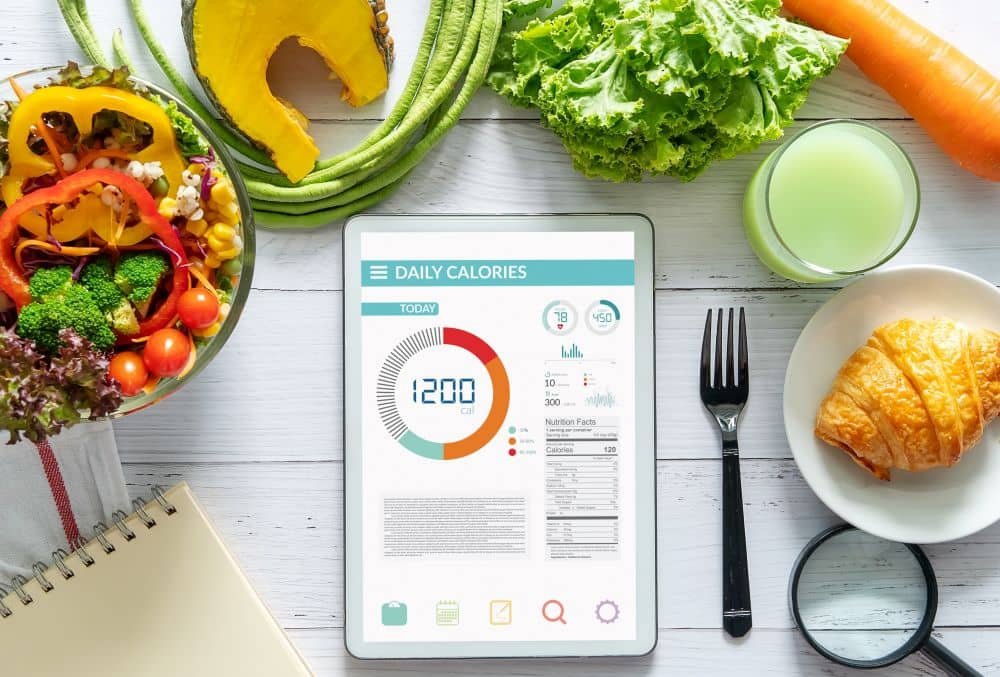 Instead on jumping from one diet to another, keeping track of your calorie count is the key.