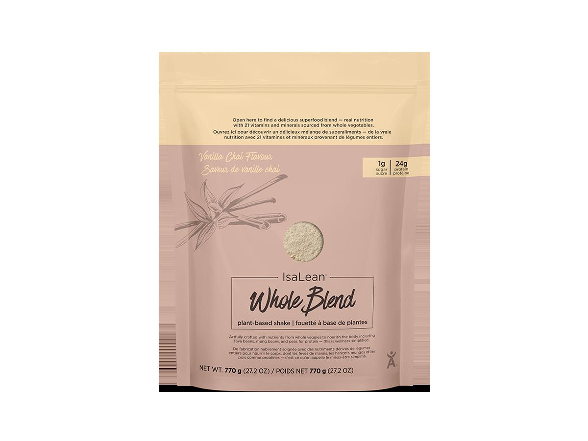 Whole Blend - Vanilla Chai - Plant Based