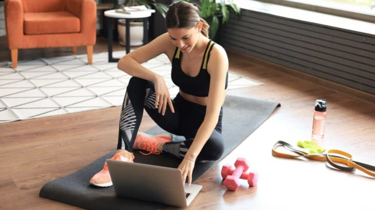 With the new normal, more people are relying on home workouts.